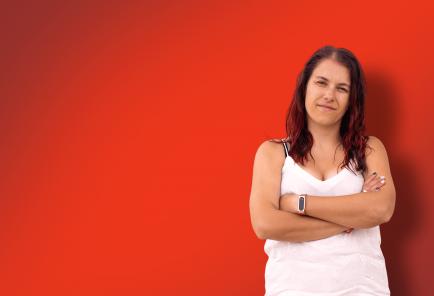 Raquel Red 2